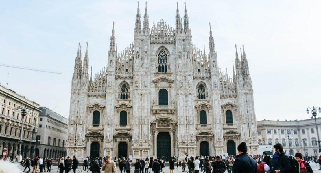 Milán con bea